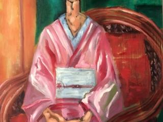 Portrait of Yuko