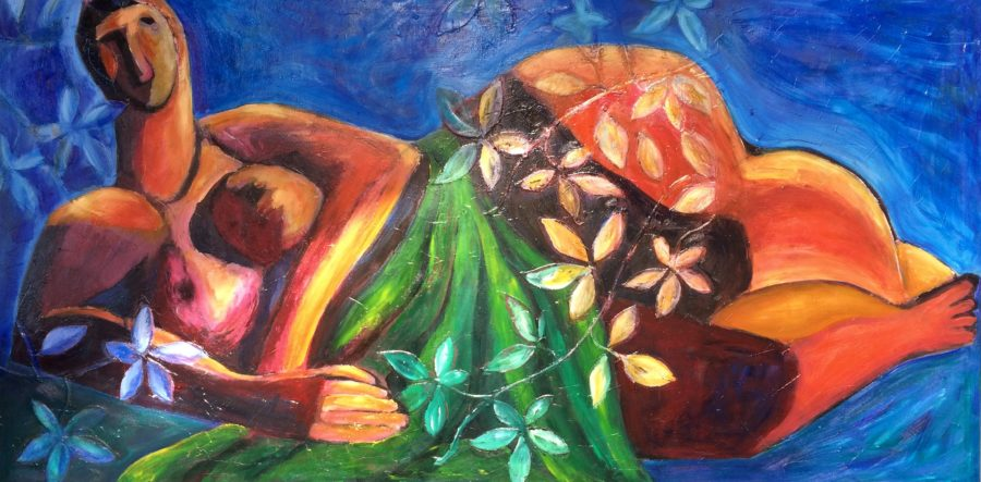 Venus painting | by Olga Bakhtina